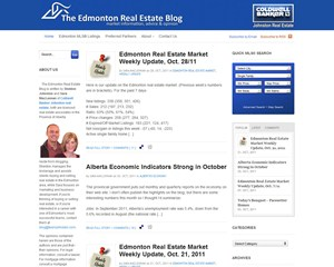The Edmonton Real Estate Blog