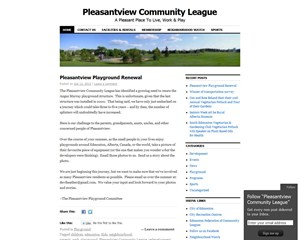 Pleasantview Community League