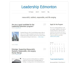 Leadership Edmonton