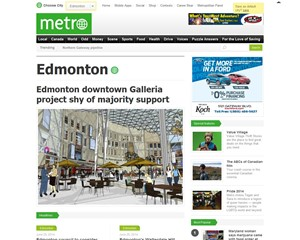 Metro Edmonton