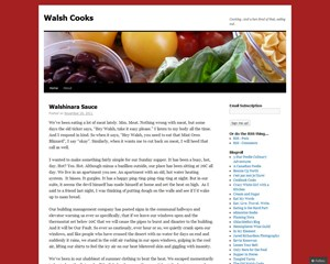 Walsh Cooks