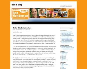 Ben Henderson