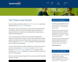 the edmontonian media co.