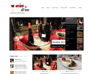 wine + dine