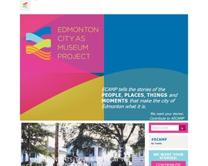 Edmonton City As Museum Project