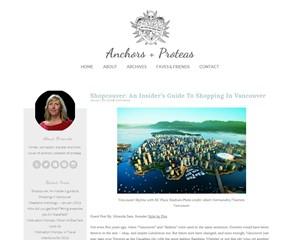 Anchors + Proteas