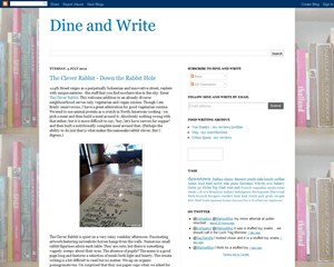 Dine and Write