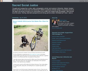 Sacred Social Justice