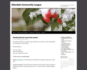 Allendale Community League