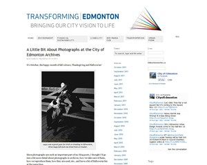 Transforming Edmonton