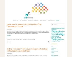 NikComm Blog