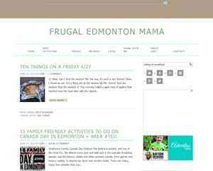 Frugal Edmonton Mama