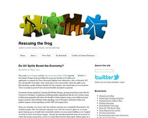 Rescuing the frog
