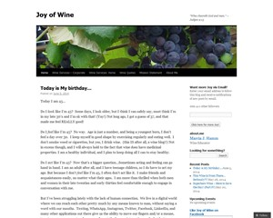 Joy of Wine