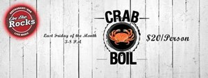 On The Rocks Crab Boil