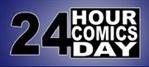 24 Hour Comic Challenge!