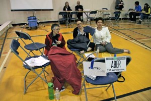 Poverty simulation for influential young professionals