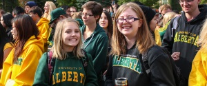 Alumni Weekend 2014: Green & Gold Day