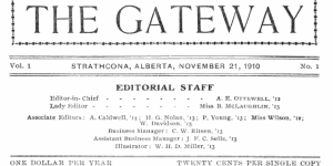 Gateway Newsprint Celebration