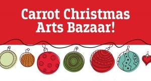 Carrot Christmas Arts Bazaar