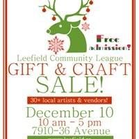 Christmas Gift & Craft Sale!