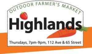 Highlands Outdoor Farmers' Market