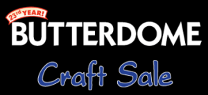 Butterdome Craft Sale