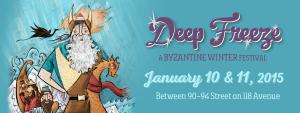 Deep Freeze: Byzantine Winter Festival