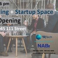 Grand Opening: NABI + TRTech Coworking Space