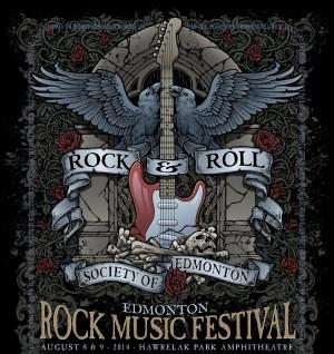 Edmonton Rock Music Festival