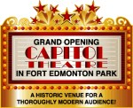 Capitol Theatre Grand Opening