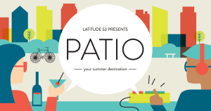 Latitude 53 Patio