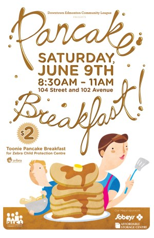 DECL Pancake Breakfast