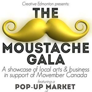 Creative Edmonton Presents: The Moustache Gala