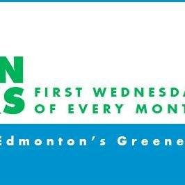 Green Drinks Edmonton: #notinyeg
