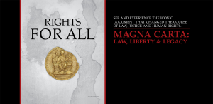 Magna Carta at the Alberta Legislature