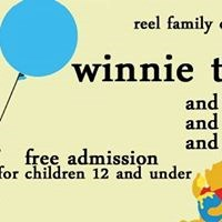 Reel Family Cinema presents Classic Winnie the Pooh