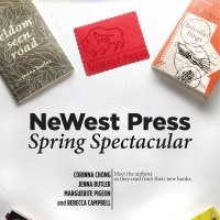 The NeWest Press Spring Spectacular!