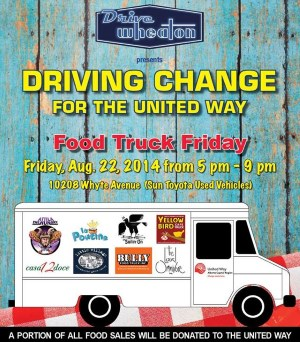 Driving Change for the United Way