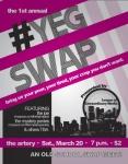 Yeg Swap: First Annual Swap Meet