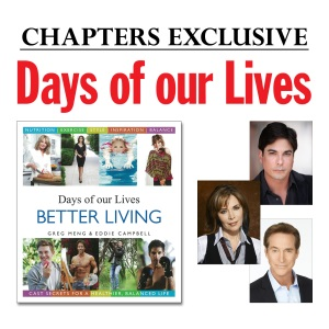 Days of our Lives Better Living Book Signing