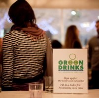 Green Drinks: Celebrating YEG Local Food