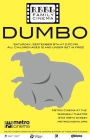Reel Family Cinema Presents Dumbo