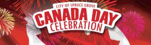 Spruce Grove Canada Day Celebration