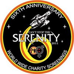 Can't Stop the Serenity 2011