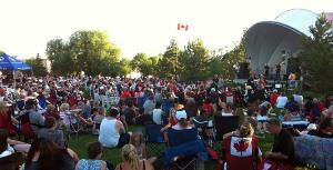 Fort Saskatchewan Canada Day