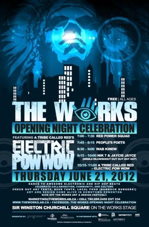 The Works Art & Design Festival: Opening Night Celebration