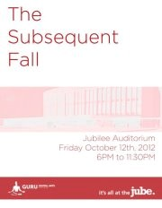 The Subsequent Fall