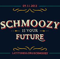 The Fine Art of Schmoozy