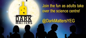 Dark Matters: Science of Science Fiction